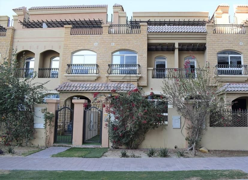 Great Deal 3 BR Villa with Terrace in JVC