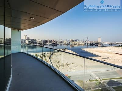 2 Bedroom Apartment for Rent in Dubai Festival City, Dubai - Full Creek View|1 Month Free|No Commission