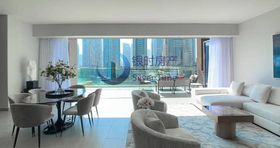فیلا 4 غرف نوم للبيع في دبي مارينا، دبي - BIG TERRACE VILLA | YACHTS VIEW MARINA