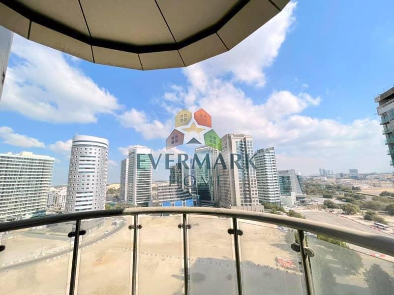 شقة في برج دانة A دانة أبوظبي 2 غرف 64999 درهم - 4956721