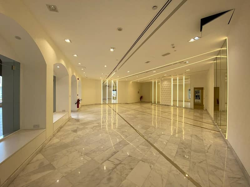 2 Retail Shop Available for Rent  on Prime Location in Jumeirah 1