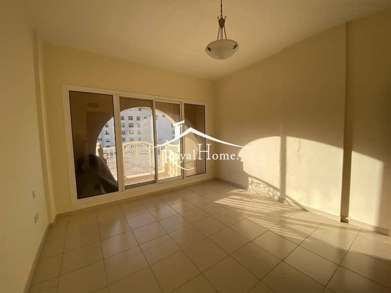Spacious 1 BR in Mulberry 2 Emirates Gardens