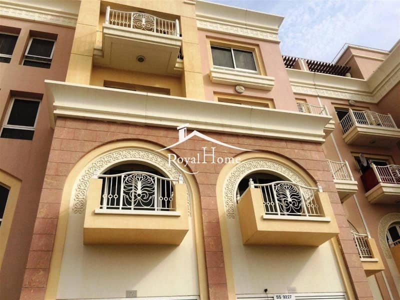 10 Spacious 1 BR in Mulberry 2 Emirates Gardens