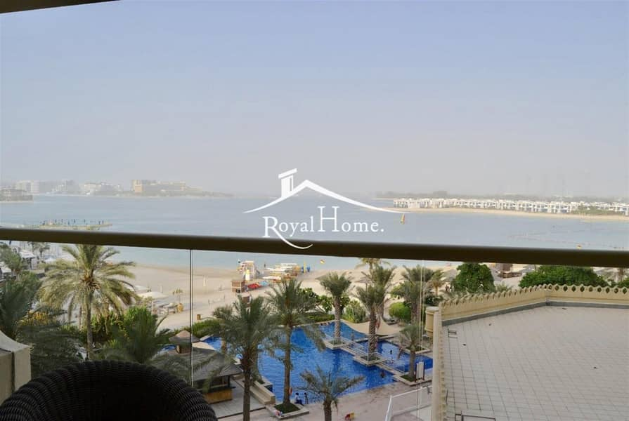 2 Full Sea View I 1 Month Free I Chiller Free