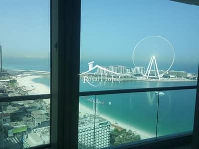 Amazing Sea  and  Ain  Dubai  View 3 BR Apartment