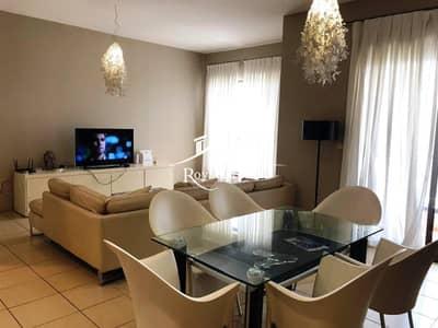 شقة 2 غرفة نوم للبيع في جميرا بيتش ريزيدنس، دبي - Sea and Marina  View  Vacant  Furnished Apartment