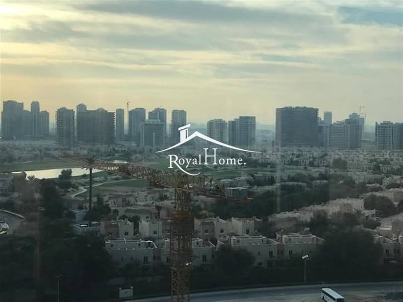 10 Fully furnished 1 Br with partial Golf Course view