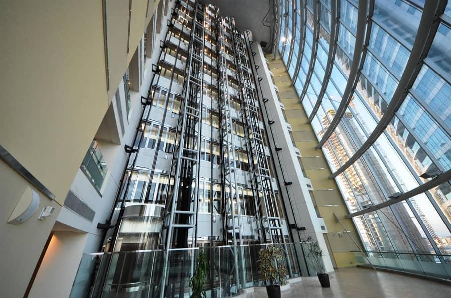 10 High floor | Sea view |3BR+M| Al Fattan | JBR
