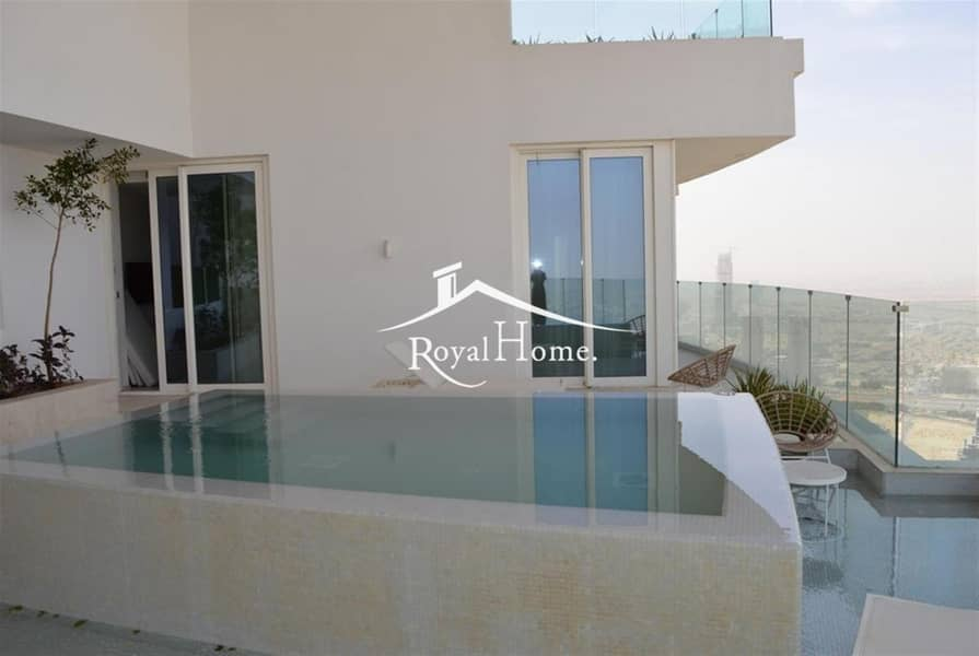 2 2 BR Luxury Apartment in FIVE JVC | Amazing View