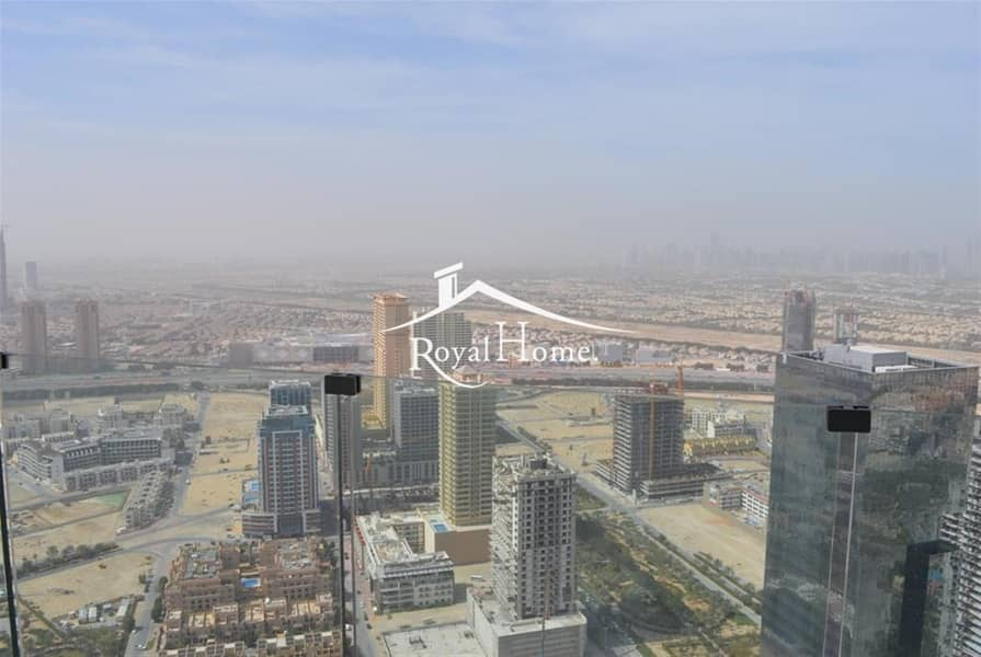 18 2 BR Luxury Apartment in FIVE JVC | Amazing View