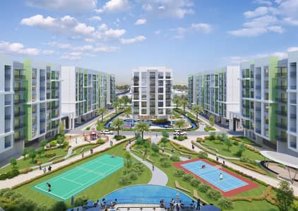 1 Bedroom Flat for Sale in Al Warsan, Dubai - 1 BHK with Balcony | Attractive Payment Plan | Lowest Price Available