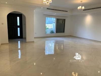 فیلا 4 غرف نوم للايجار في قرية جميرا الدائرية، دبي - Quality Living| Massive G+2 4 Bed Townhouse