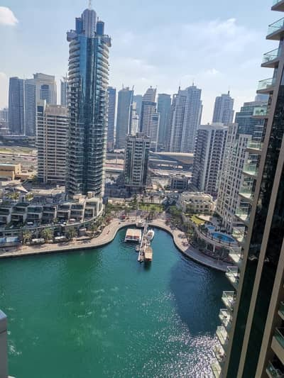 2 Bedroom Flat for Rent in Dubai Marina, Dubai - || Best Offer || Spacious Corner Unit || Marina and Sea view ||