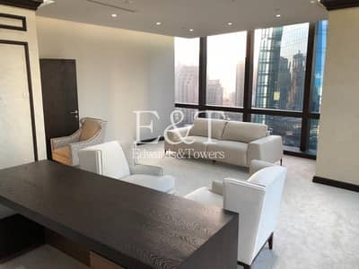 Office for Rent in Downtown Dubai, Dubai - Fully Fitted Office in Boulevard Plaza Tower 1