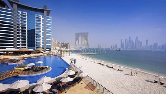 Building for Sale in Palm Jumeirah, Dubai - Private Beach Access in a Luxury 5 Star Hotel