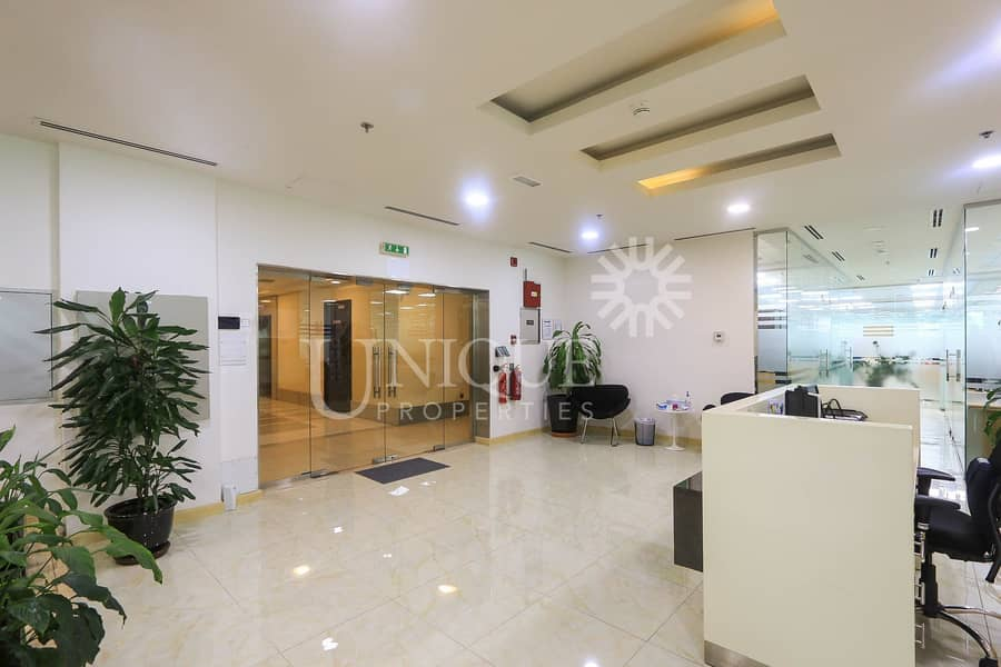 2 Full Floor | Ready to Move in Office Spaces