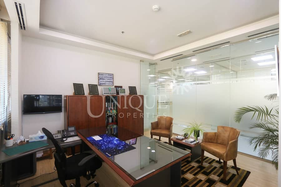 65 Full Floor | Ready to Move in Office Spaces