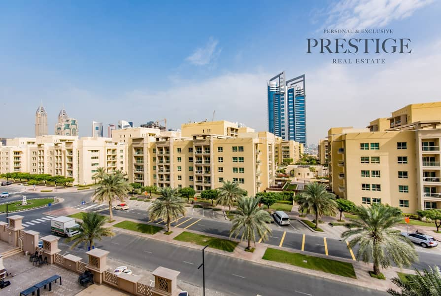1 Bed + Study | Mosela | 1.5 baths | Rented.