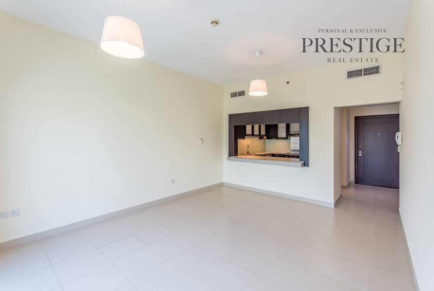 2 1 Bed + Study | Mosela | 1.5 baths | Rented.