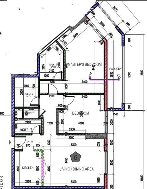 9 Best Investment Deal | Spacious 2Bedroom Apt. | Lower Floor