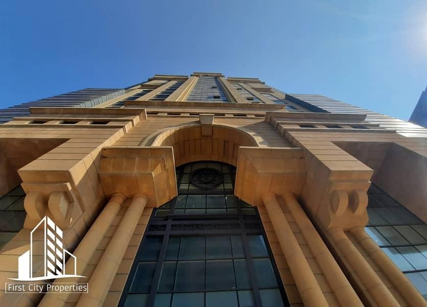 Full Commercial Floor Available in Khalidiyah