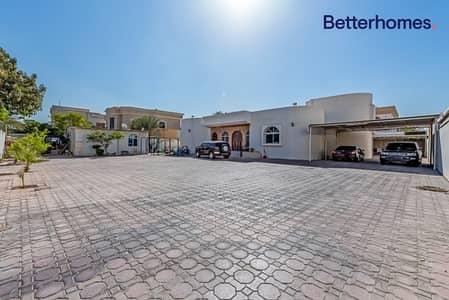 4 Bedroom Villa for Sale in Nad Al Hamar, Dubai - 4 Beds   Molhaq   1 Story   15