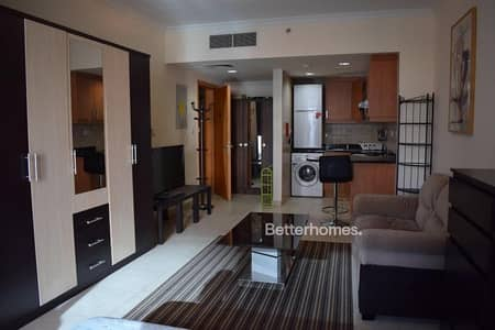 Studio for Rent in Jumeirah Lake Towers (JLT), Dubai - Furnished|With Balcony|Vacating 30th Feb