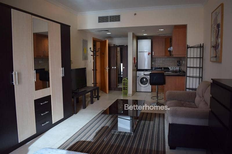 Furnished|With Balcony|Vacating 30th Feb