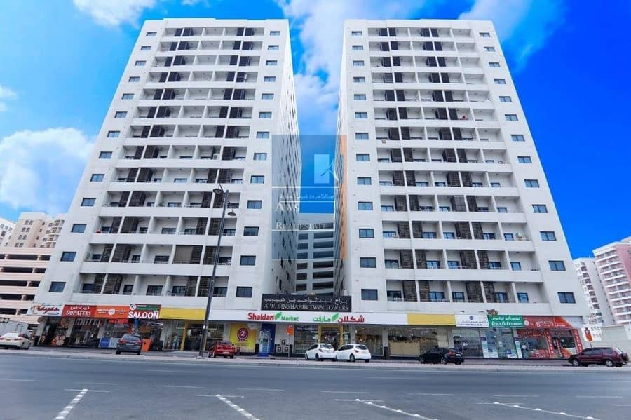 STYLISH 1 BHK  IN AL NAHDA DUBAI FOR FAMILY AND EXECUTIVES -TWO MONTHS  FREE