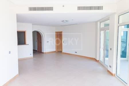 Higher Floor |3-Bed | Plus Maids Room | Sea View