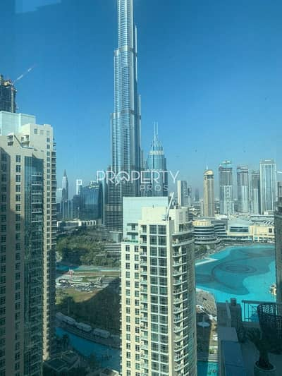 Burj Khalifa View | Fully Equipped Kitchen