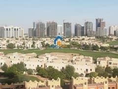 Golf view-2 BHK-semi close kitchen-Huge Apartment-Unfurnished-DSC