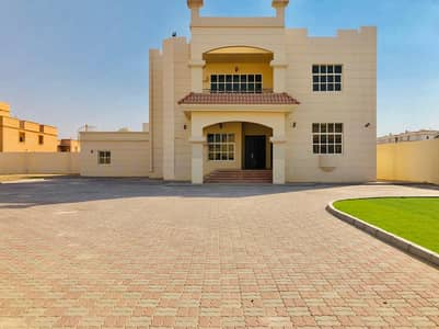 5 Bedroom Villa for Sale in Shakhbout City (Khalifa City B), Abu Dhabi - For Sale Five Bedroom Villa In one Plot 150 by 150 Sft With Very Big Yard