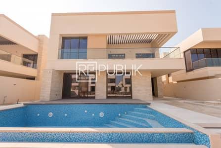 فیلا 5 غرف نوم للبيع في جزيرة السعديات، أبوظبي - Exclusive Lifetyle in Hidd Type 6 w/ Private Pool