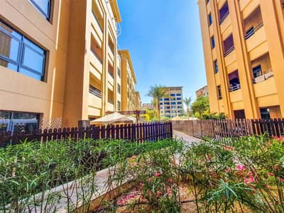 2 Bedroom Flat for Rent in The Greens, Dubai - Ground Unit / Professionally Managed / Study Room