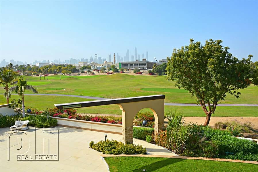 10 Mansion| Full Golf View| Ready to Live.