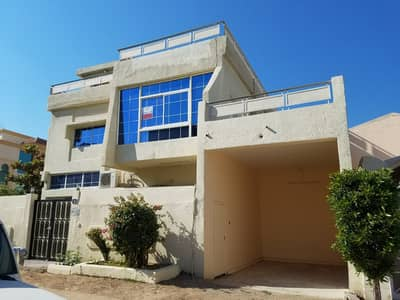 3 Bedroom Villa for Rent in Al Rifah, Sharjah - Spacious 3BHK Villa for Rent in Al Rifah Sharjah
