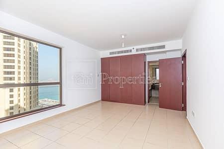 شقة 2 غرفة نوم للايجار في جميرا بيتش ريزيدنس، دبي - 2 bedrooms spacious apartment in Rimal 1