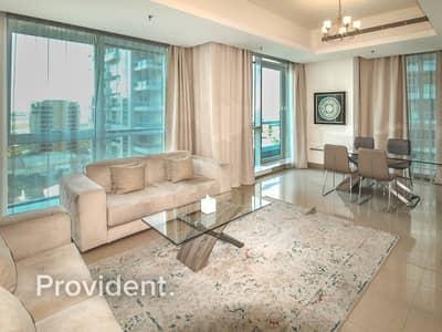 2 Bedroom Apartment for Rent in Dubai Marina, Dubai - No Commission | Serviced | Sea and Marina Views
