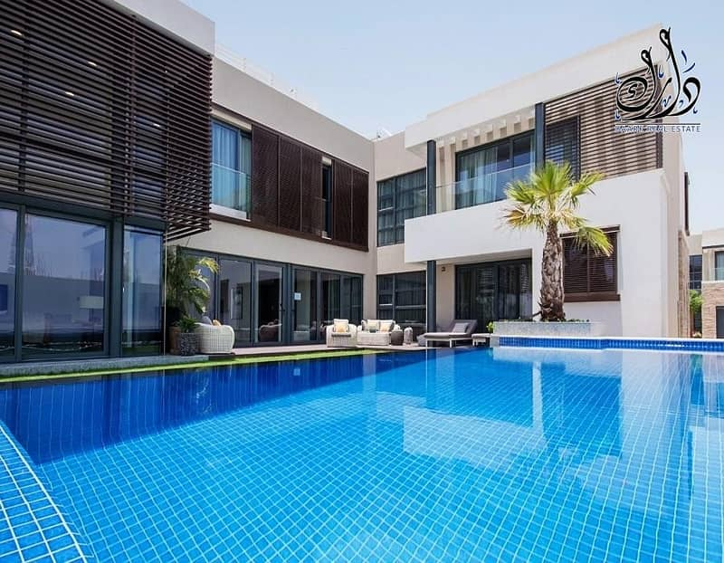 27 Villa for sale in the most prestigious areas of Sheikh Mohammed bin Rashid City