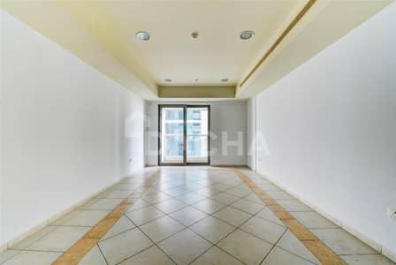شقة 1 غرفة نوم للايجار في دبي مارينا، دبي - One bed - Vacant - Great deal