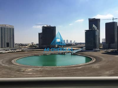 1 Bedroom Apartment for Rent in Dubai Sports City, Dubai - Canal Facing Corner Unit 1 BHK Well Maintained Apart