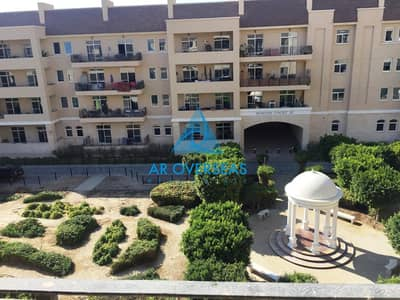 2 Bedroom Flat for Rent in Motor City, Dubai - Garden Facing High Floor Fully Furnished 2BHK With 2 Parking