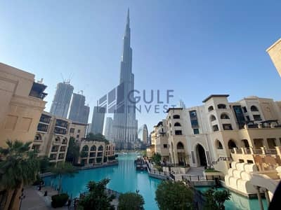 2 Bedroom Flat for Sale in Downtown Dubai, Dubai - Full fountain view/ 2bd/ type A