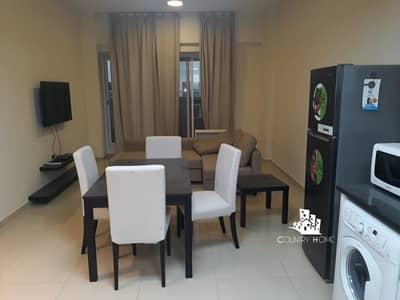فلیٹ 1 غرفة نوم للايجار في قرية جميرا الدائرية، دبي - Semi-Furnished 1BR| Cozy Finishing | Huge Balcony