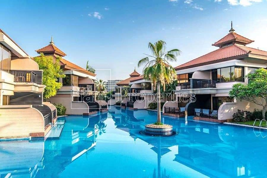 2 Exclusive Fully furnished One Bed | Sea View