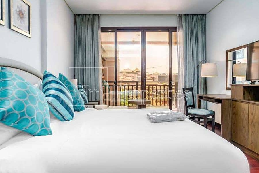 21 Exclusive Fully furnished One Bed | Sea View