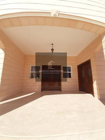 7 Bedroom Villa for Rent in Mohammed Bin Zayed City, Abu Dhabi - Extraordinary villa for rent in Mohammed Bin Zayed City [ Independent Land ]