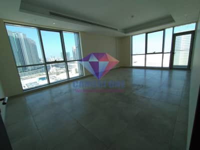 2 Bedroom Flat for Rent in Al Reem Island, Abu Dhabi - Spectacular Balcony 2+M Apt with View of the City