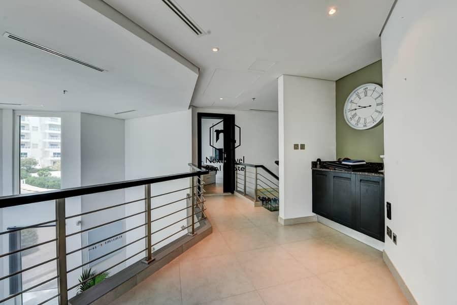 2 nice view large 3 bedroom in Jumeirah heights